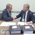 IBERDROLA y NAVANTIA firman en Londres el contrato para la subestación de EAST ANGLIA