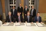 Amprion und Elia beauftragen Siemens mit Umrichtern für HGÜ-Verbindung ALEGrO