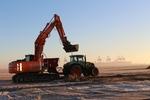 Rhenus-Gruppe investiert in Wilhelmshaven: Baubeginn für Containerlager am JadeWeserPort