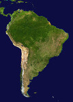 100% renewable electricity system is the cheapest option for South America