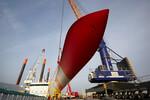 Basishafen für Nordsee One: Buss-Terminal Orange Blue in Eemshaven erhält Zuschlag von Senvion