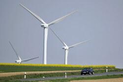 Windräder bei Alzey (Bild: ©dpa)