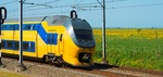 100 percent wind power for Dutch trains