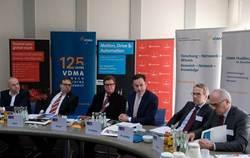 MDA Presse-Roundtable in Frankfurt (Bild: Deutsche Messe AG)