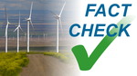 Fact Check: Military says wind farms strengthen, not hinder, national security