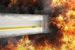 Neuer Brandschutzkanal für LWL-Kabel