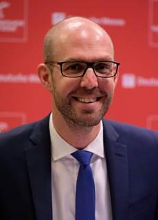 Benjamin Low, Global Director Energy bei der HANNOVER MESSE