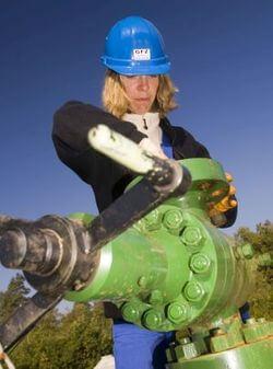Arbeit im Geothermie-Sektor (Bild: AEE)