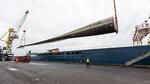 DSV transportiert größtes Windturbinenblatt der Welt