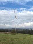 EnBW Windpark Dienstweiler produziert ersten Strom