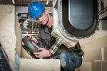 Prozesskette für industrialisierte Rotorblattfertigung gestartet