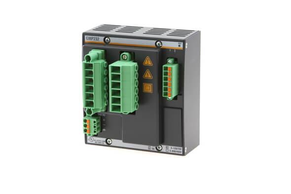 Die neue Generation des Netzmessungs- und Überwachungsmoduls GMP232 von Bachmann vereint Anlagensteuerung und Netztechnik in einer modularen Einheit