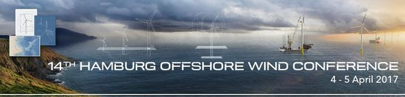 Bild: Der Deckel muss weg – die Offshore-Windbranche zeigt sich selbstbewusst
