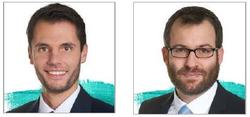 Steffen Kölln (links) und Christian Schmidt (rechts), die neue Leitung der Sterr-Kölln & Partner Unternehmensberatung GmbH