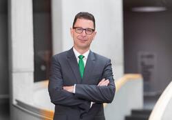 Marcus Eisenhuth (53) ist seit 1. April 2017 neuer Leiter Industrie Europa.