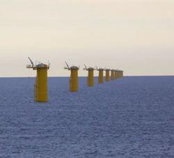Der Windpark Hohe See wird mit komplexer Elektrotechnik ausgestattet