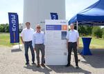 EnBW weiht Windpark bei Homburg Kirrberg feierlich ein