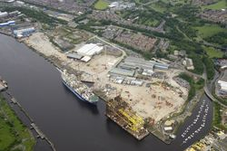Vattenfall is searching for a port for its offshore operations base (Image: Vattenfall)