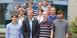 Das WETI-Team freut sich über die Aufnahme in die European Academy of Wind Energy (Foto: Kristof Gatermann)