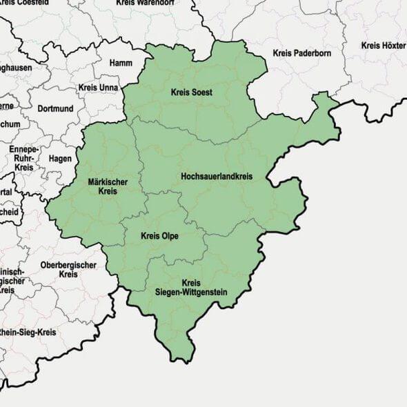 LEE NRW Regionalverband Südwestfalen. (Bild: LEE NRW)