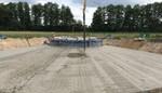 Schwerlasttransporte für den EnBW Windpark Buchholz unterwegs