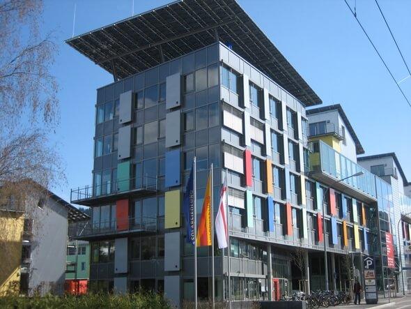 Das Öko-Institut in Freiburg (Bild: Öko-Institut e.V.)