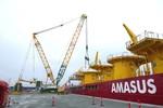 Mukran Port eröffnet Liegeplatz für schwere Lasten