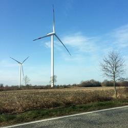 Windpark in Deutschland (Bild: Katrin Radtke)