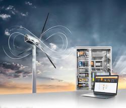 Passgenaue Lösungen für die Automatisierung von Kleinwindenergieanlagen (Grafik: Weidmüller)