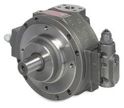 Moog launches new size of high-pressure (350 bar) radial piston pumps (Image: Moog)