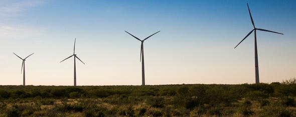 Ventika Wind Power Complex, built by ACCIONA for third parties in Nuevo Leon (Mexico) (Image: Acciona)