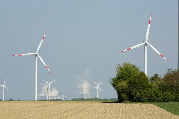 innogy errichtet in Irland einen weiteren Onshore-Windpark (Bild: innogy)