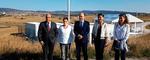 ACCIONA inaugura en navarra la primera planta de almacenamiento de energía eólica con baterías en España
