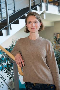 """""""Öko-Design ist kein klassisches Verkaufsargument, aber diesen vergleichsweise neuen Weg zu gehen, lohnt sich"""", sagt Anna Sjörén (Bild: Atlas Copco Tools)"""
