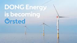 Bilder: DONG Energy/Ørsted