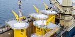 Zügiger Baufortschritt beim Offshore-Windprojekt Arkona in der Ostsee