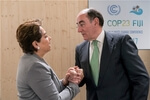 Iberdrola Urges Industry to Take Action on Climate Change