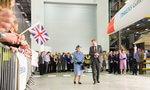 Siemens Gamesa Renewable Energy welcomes The Queen Elizabeth to Hull