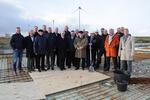 EMO legt Grundstein für zweite Offshore Base in Eemshaven