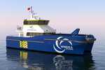 EMO adds a catamaran to its CTV fleet