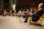 Podiumsdiskussion: Klimaflucht durch Klimawandel