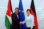 Zypries trifft jordanischen Energieminister Dr. Saleh Al-Kharabsheh