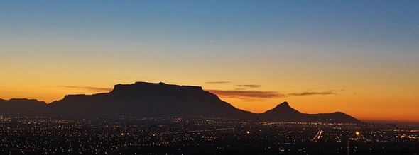 View of Cape Town and the Table Mountain (Image: Pixabay)