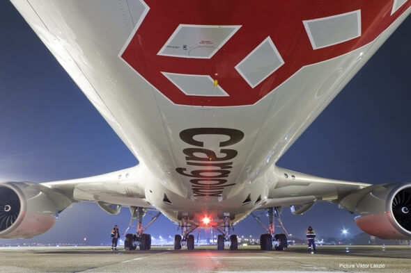 Image: Cargolux
