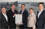 Offshore-Zertifizierung erfolgreich: Windpark Veja Mate sicher am Netz