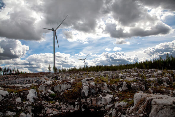 The facility will comprise 85 wind turbines from Vestas (Image: Vestas)