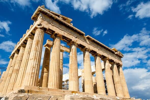 Die Akropolis in Athen (Bild: Pixabay)