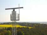Aufgerüstet: Windpark Krampfer blinkt künftig nur noch bedarfsgesteuert
