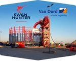 Swan Hunter secure Van Oord Norther Export Cable Storage Project