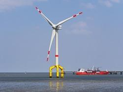 Der bundesweite Deckel für Offshore-Energie in Nord- und Ostsee soll auf mindestens 20 GW bis 2030 und 30 GW bis 2035 angehoben werden. (Bild: Pixabay)